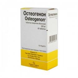 Остеогенон, табл. п/о 830 мг №40